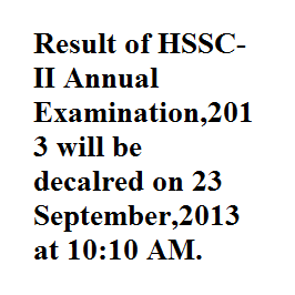 bise board inter part 2 results 2013