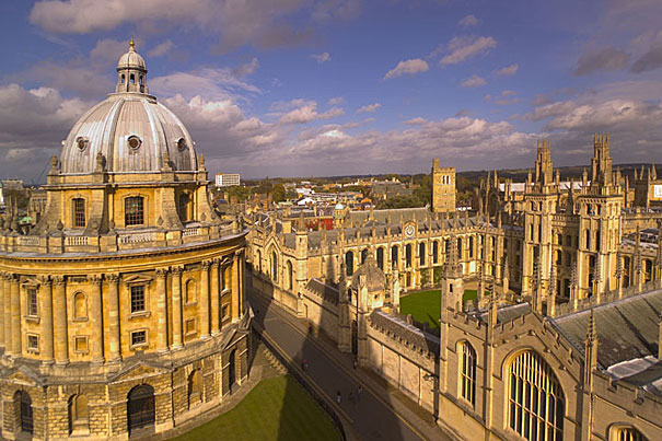 Oxford Medical ist the Best Medical School 2013-2014