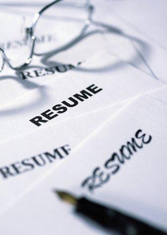 Searchable resume