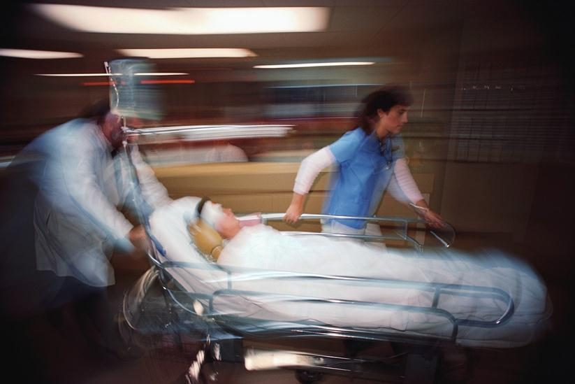 Why you should never go to the hospital in July