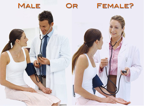 Does it Matter Whether Your Gynecologist Is Male or Female?