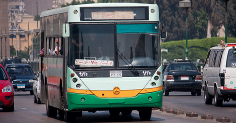 Good news: A male bus driver finds out he's pregnant during routine tests